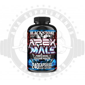 BLACKSTONE LABS - APEX MALE (240 CAPS) *USA*