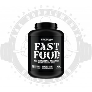BLACKSTONE LABS - Fast Food [56 Serves / (4.4lbs) 2.16kg]