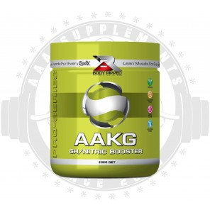 BODY RIPPED - AAKG | GH/NITRIC OXIDE BOOSTER (100 SERVE) (300G)