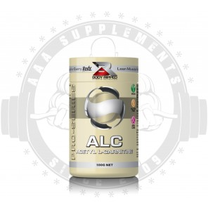 BODY RIPPED - ALC ACETYL L-CARNITINE (300 SERVE)