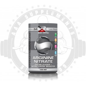 BODY RIPPED - ARGININE NITRATE [100g](50 SERVE)