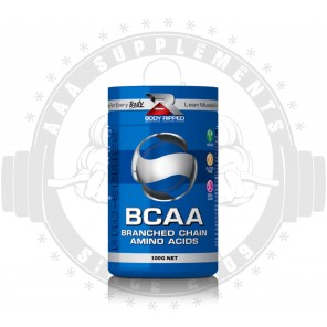 BODY RIPPED - BCAA | Vegan Friendly (60 SERVE)