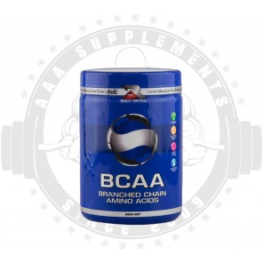 BODY RIPPED - BCAA | Vegan Friendly (100 SERVE)