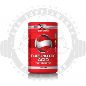 BODY RIPPED - D-ASPARTIC ACID (33 SERVE)