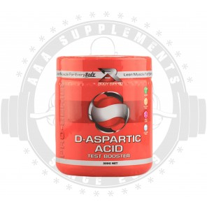 BODY RIPPED - D-ASPARTIC ACID (100 SERVE)