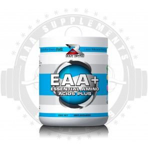 BODY RIPPED - EAA+ ESSENTIAL AMINO ACIDS PLUS (500g)[50 SERVE]
