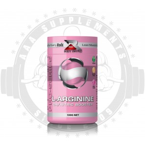 BODY RIPPED - L-ARGININE (100 SERVE)