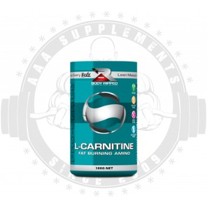 BODY RIPPED - L-CARNITINE (50 SERVE, 100 GRAM)