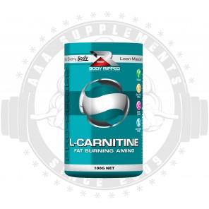 BODY RIPPED - L-CARNITINE | FAT BURNING AMINO (50 SERVE) (100G)