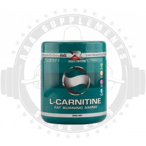 BODY RIPPED - L-CARNITINE (150 SERVE, 300 GRAM)