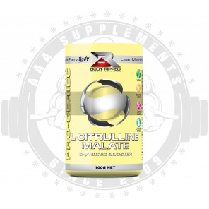 BODY RIPPED - L-CITRULLINE MALATE (50 SERVE) (100G)