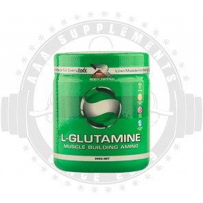 BODY RIPPED - L-GLUTAMINE (60 SERVE)