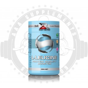 BODY RIPPED - L-LEUCINE (20 SERVE)