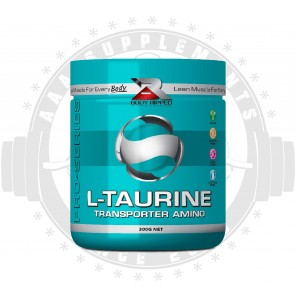BODY RIPPED - L-TAURINE 300G | TRANSPORTER AMINO (150 SERVE)