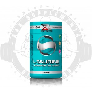 BODY RIPPED - L-TAURINE 100G (50 SERVE)