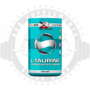 BODY RIPPED - L-TAURINE | TRANSPORTER AMINO 100G (50 SERVE)