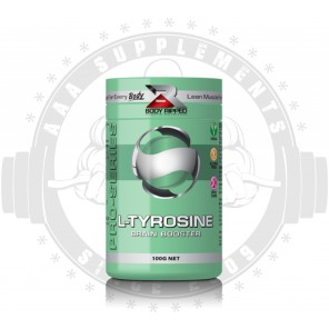 BODY RIPPED - L-TYROSINE (66 SERVE)