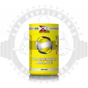 BODY RIPPED - TRI-CREATINE MALATE (166 SERVE)