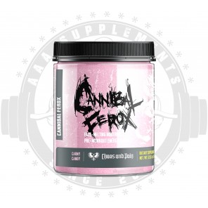 CHAOS & PAIN - CANNIBAL FEROX PRE-WORKOUT (30 SERVE) (365G) *USA*