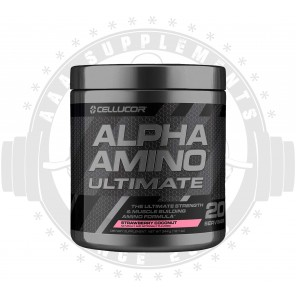 CELLUCOR - ALPHA AMINO | ULTIMATE EAA & BCAA (20 SERVE)