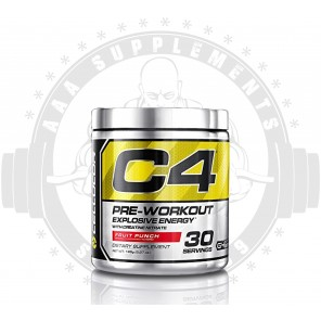 CELLUCOR - C4 G4 CHROME SERIES 30 Serves (195g)