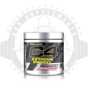 CELLUCOR - C4 Extreme Energy ID SERIES | 30 Serves **SHORTLISTED DATE - BEST BEFORE 09/19**