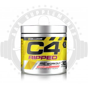 CELLUCOR | C4 Ripped | 30 Serves *BEST BEFORE 02/20*