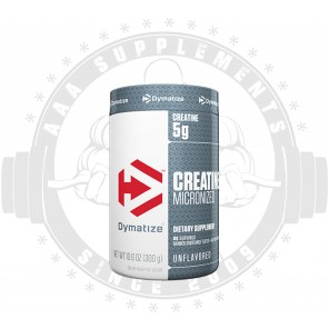 DYMATIZE - CREATINE MICRONIZED (60 SERVE) (300G)
