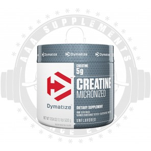Dymatize - 500g Micronized Creatine | Unflavoured