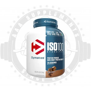 Dymatize - ISO 100 Hydrolyzed Whey Protein Isolate (71 SERVE) (2.27kg)