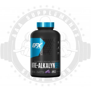Efx Sports | Kre-Alkalyn EFX | 60 Serve | 120 Capsules
