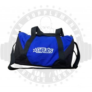 EHP LABS - BLUE SPORTS BAG
