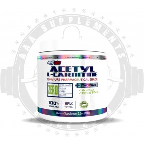 EHP LABS - ACETYL L-CARNITINE | WEIGHT LOSS SUPPORT (100 SERVE)
