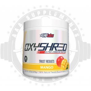 EHP LABS - OXYSHRED | ULTRA CONCENTRATION 300g (60 SERVE)