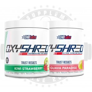 EHP LABS - OxyShred 300g (60 SERVE) **DOUBLE DEAL**
