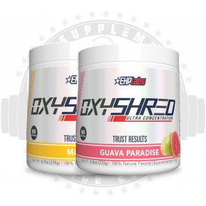 EHP LABS - OXYSHRED | ULTRA CONCENTRATION **DOUBLE DEAL**