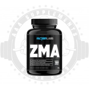 FACTION LABS - ZMA (180 CAPS)