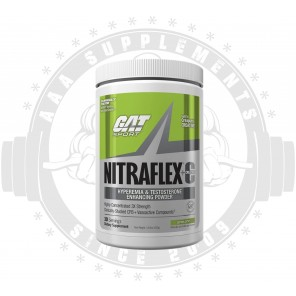 GAT | NITRAFLEX +C | WITH CREATINE - 420G