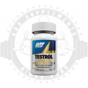 GAT | Testrol Gold ES | 30 Serve