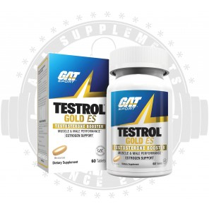GAT | Testrol Gold ES | 30 Serve **BEST BEFORE 07/20**