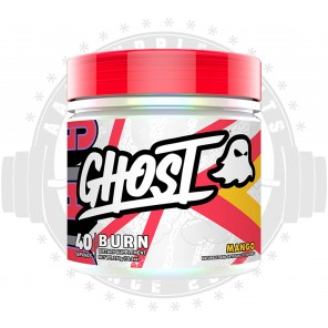 GHOST - BURN | FAT BURNER AND THERMOGENIC (40 SERVE)