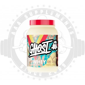 GHOST - Whey (26 Serve)