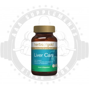 HERBS OF GOLD - Liver Care 60 Tabs