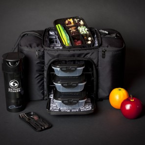 6 Pack Fitness | Innovator 300 Meal Prep Bag