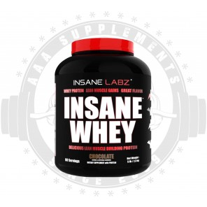 INSANE LABZ - INSANE WHEY (60 SERVE) (2.3KG) *BEST BEFORE 12/20*