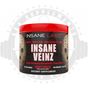 Insane Labz | Insane Veinz | 35 Serve