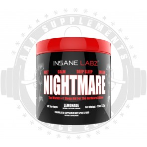 Insane Labz | Nightmare | 30 Serve *USA VERSION*