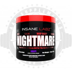Insane Labz | Nightmare | 30 Serve *NEW USA VERSION*