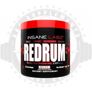 INSANE LABZ - REDRUM (25 SERVE) *USA* *CLEARANCE ITEM*