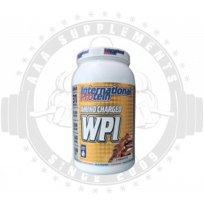 International Protein | Amino Charged WPI | 1.25kg